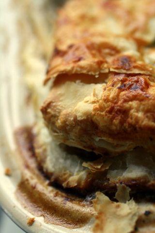beef, mushroom & red wine pie… | Real Italian Foodies, must try!!