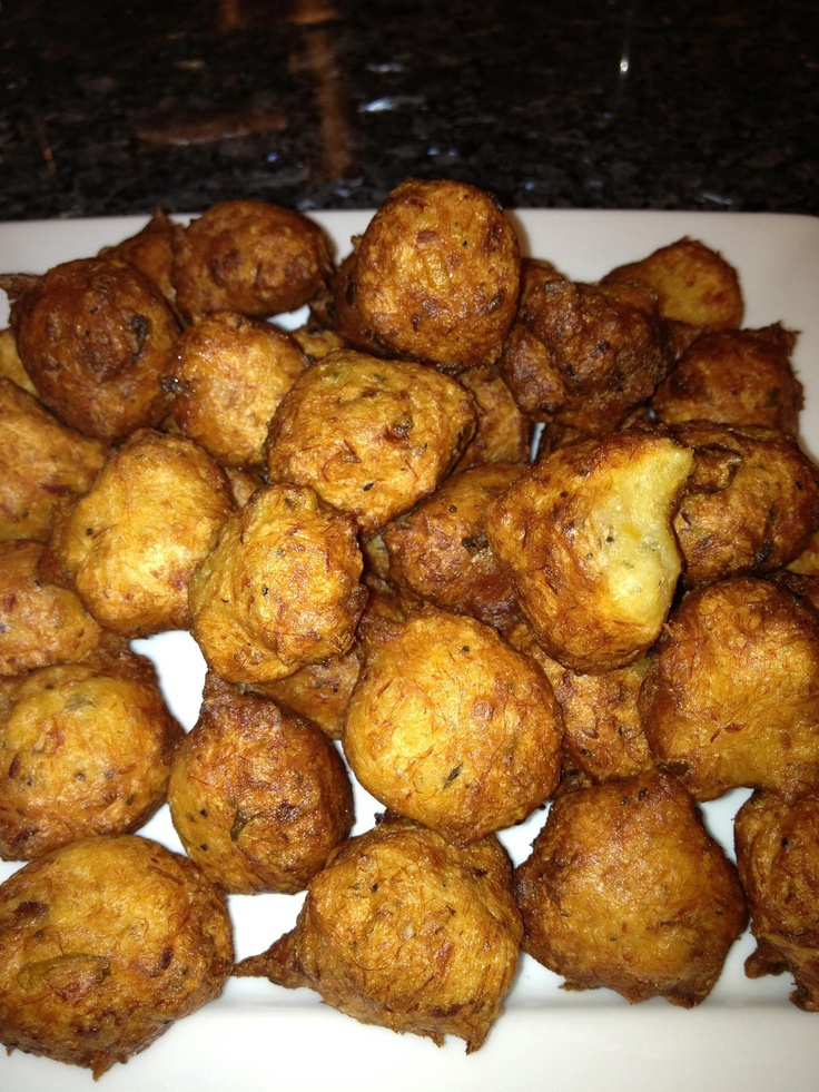 Bajan fish cakes yummy in the kitchen with anthea pinterest