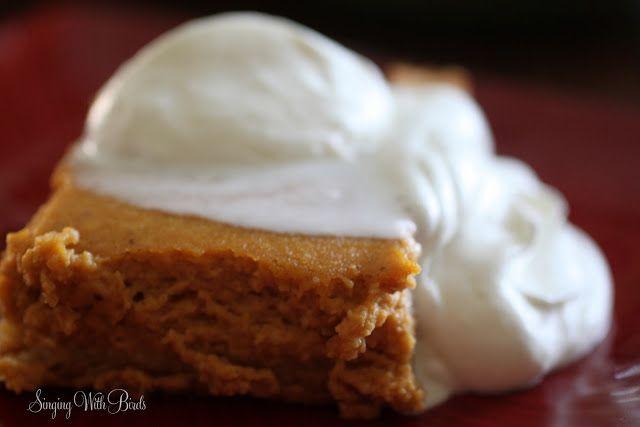 Paula Deen's: Pumpkin Gooey Butter Cake | Honey's Thanksgiving | Pint...