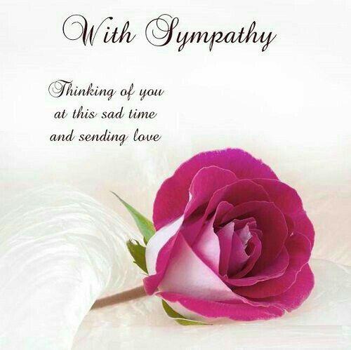 Best  Sympathy Card Messages
