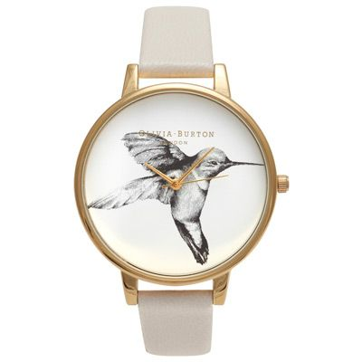 Olivia Burton OB13AM06 Animal Motif Mink Hummingbird - gratis verzending - www.21DIAMONDS.nl