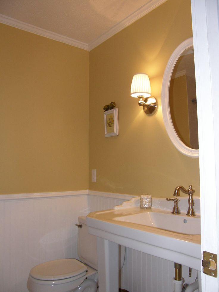 Behr ripe wheat bathrooms pinterest - Behr kitchen paint ...