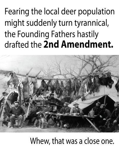 how to stop a tyrannical government