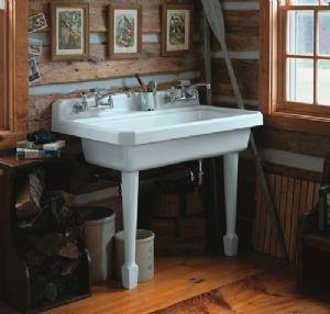 Farmhouse Sink With Legs : farm sink on legs Kitchens Pinterest