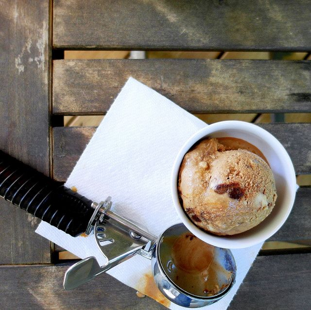 Spiced Chocoflan Coffee Ice Cream: chipotle and cinnamon-spiked ...