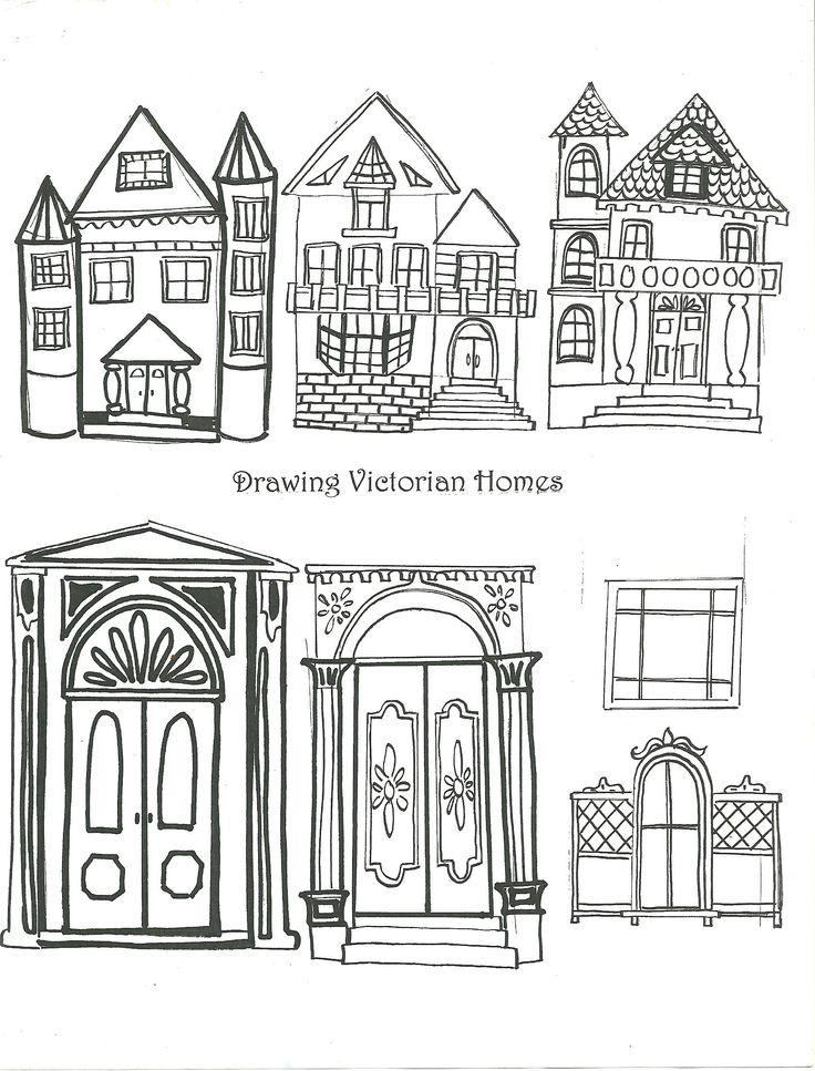 Examples of Victorian Homes Handout A89406cea57844d711885112120c1ea7
