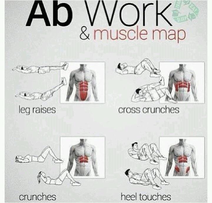 Salud y bienestar diez ejercicios para hacer en casa - Maquina para hacer abdominales en casa ...