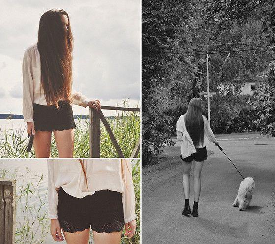 MAKE MY DEMONS RUN. (by Karin Bylund) http://lookbook.nu/look/3856732-MAKE-MY-DEMONS-RUN
