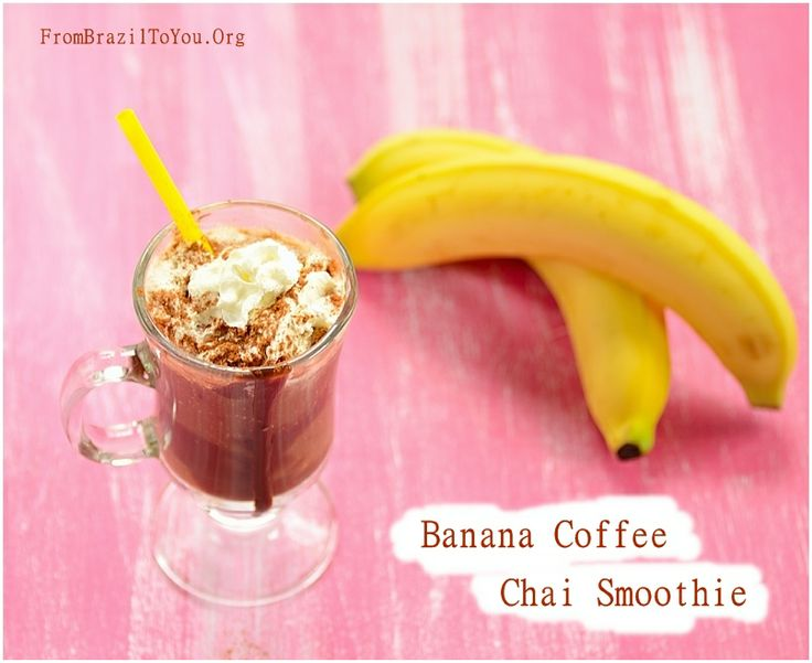 Banana Chai Breakfast Shake Recipe — Dishmaps