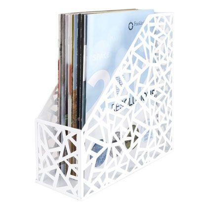 homeware design ideas network magazine file white