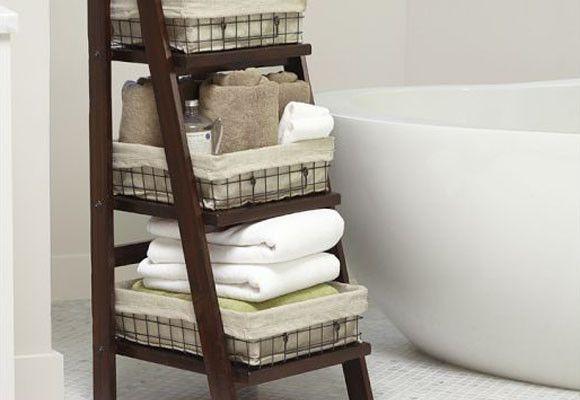 Muebles auxiliares para el baño  ideas deco  Pinterest