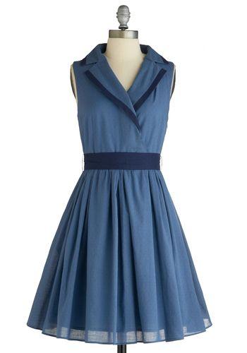 Huron to Something Dress, #ModCloth