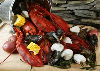Lobster Boil   Fish, seafood   Pinterest