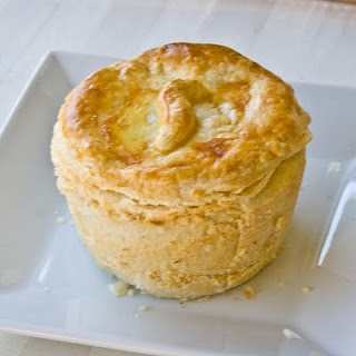 Individual Chicken (Or Turkey) Pot Pies | Yum Yum - Dinner | Pinterest