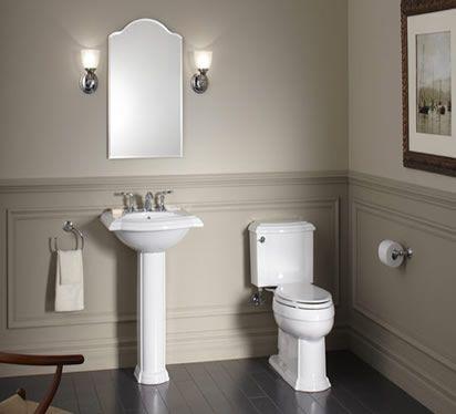 Kohler Devonshire Bathroom Suite Denizen Interios Pinterest