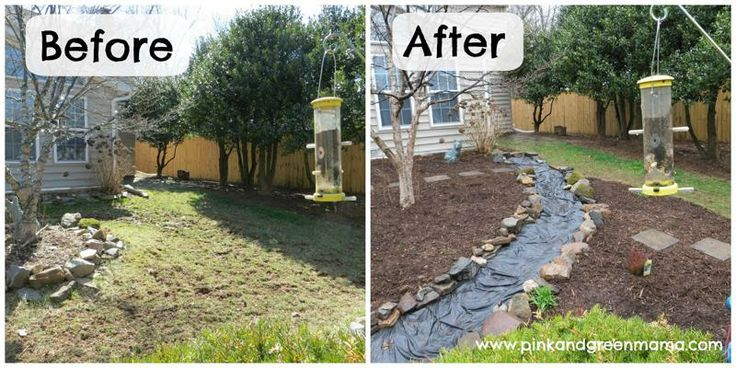 Diy backyard makeover on a budget for the home pinterest for Backyard remodel ideas on a budget
