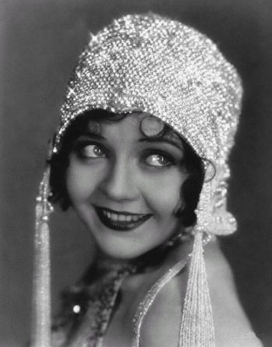 Helen Kane - Betty Boop was modeled after this silent film star and Clara Bow