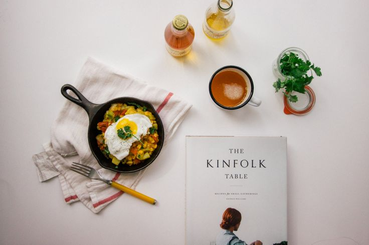 sweet potato hash from Kinfolk Table | Bloggers H!B Christmas Wishlis ...