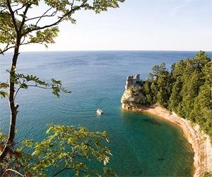 Pictured Rocks - Upper Peninsula of Michigan