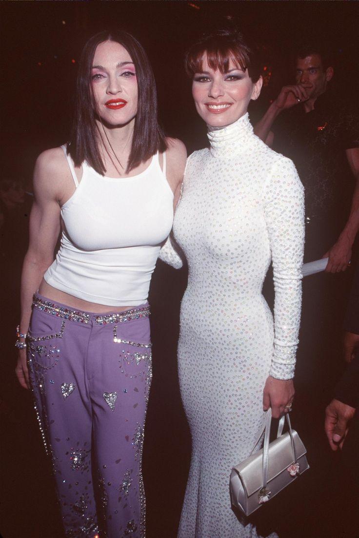 Madonna And Shania Twain | GRAMMY.com
