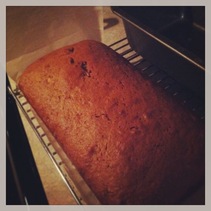 Crackly Banana Bread (adapted from Smitten Kitchen) couldn't find ...