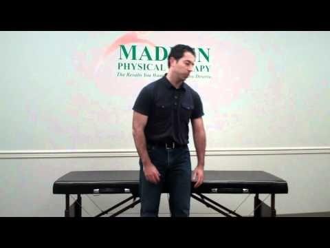 kneeling hip flexor stretch video