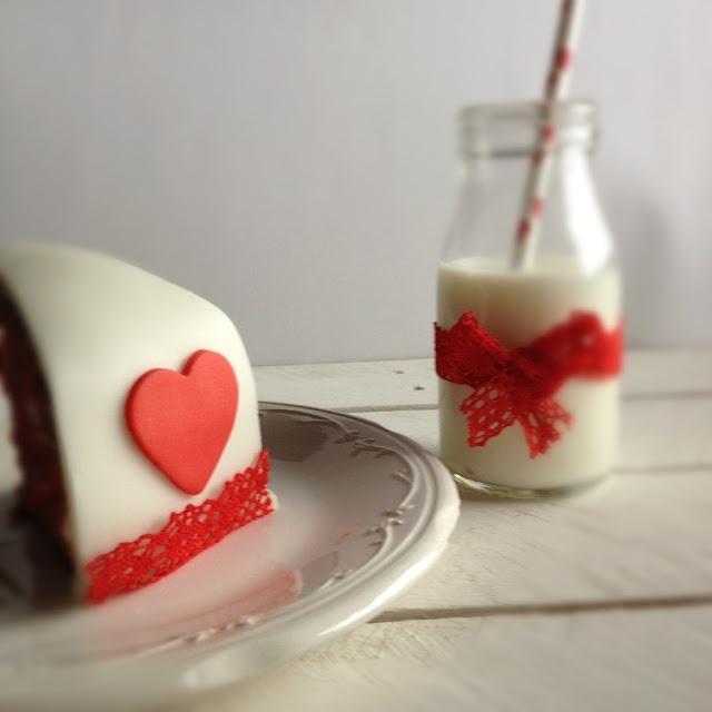 red velvet valentine's day desserts