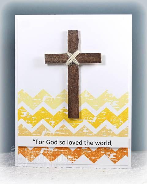 For God So Loved The World Valentine Crafts