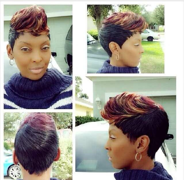 ... Short Weave Hairstyles For Black Women further Short Ear Length Bob