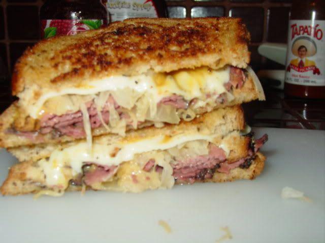 Reuben Sandwich | Favorite Recipes | Pinterest