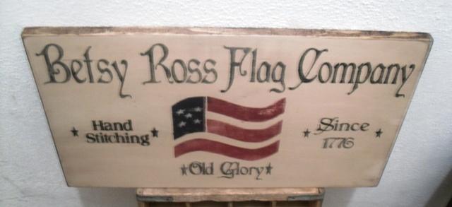 besty ross flag