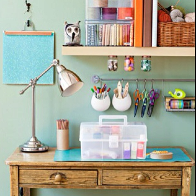 Craft Room Organization Good Ideas And Stuff Pinterest