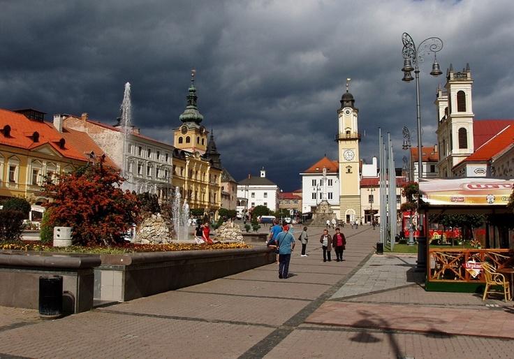 Banska Bystrica Slovakia  city photos gallery : Banska Bystrica, Slovakia | Slovakia/Czech Republic | Pinterest