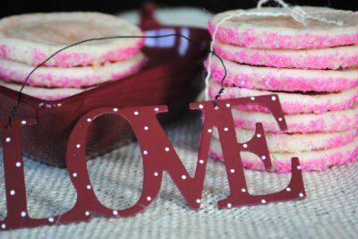 Vanilla Bean and Cherry Swirled Icebox Cookies - Shugary Sweets
