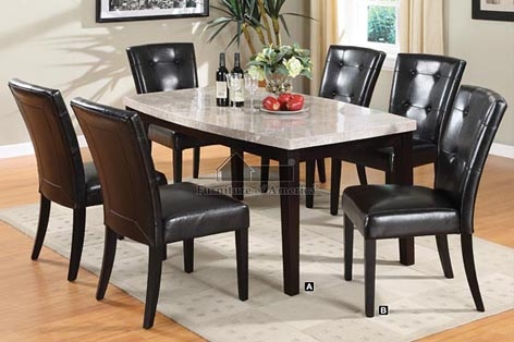 Dining Room Furniture Dining Table Sets Marble Dining Sets
