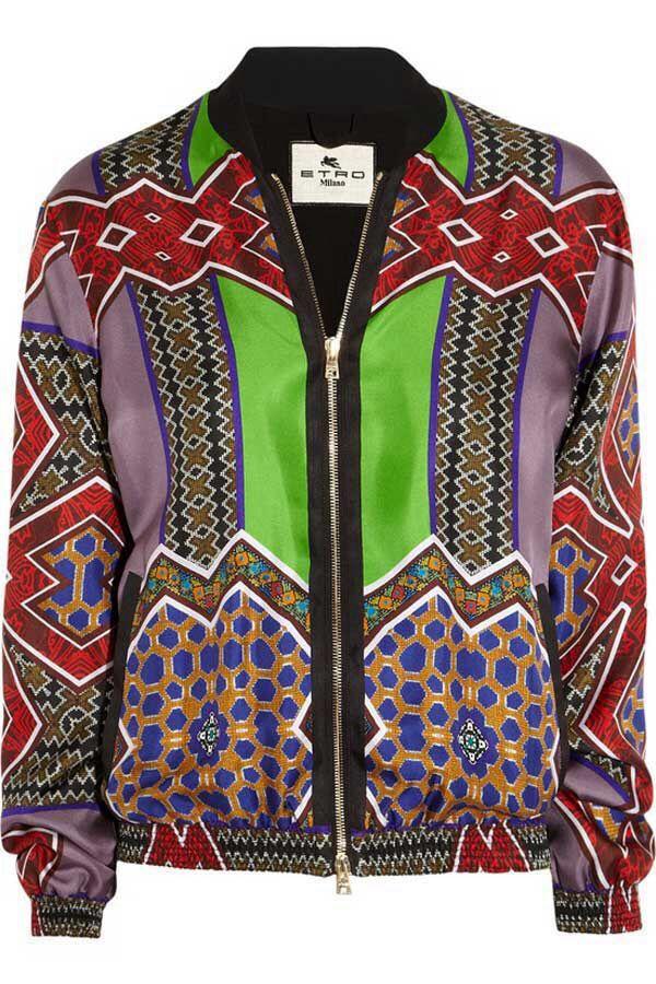 Mens Tribal Pattern Fashion