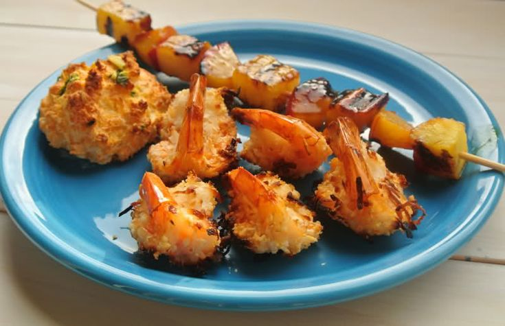 baked coconut shrimp | to the face. | Pinterest