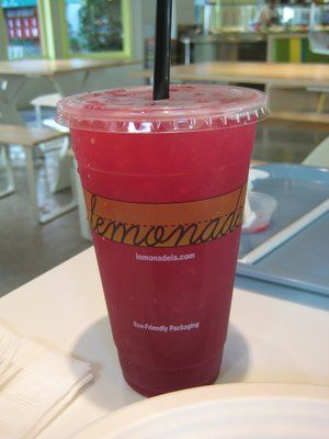 blueberry mint lemonade | Drinks | Pinterest