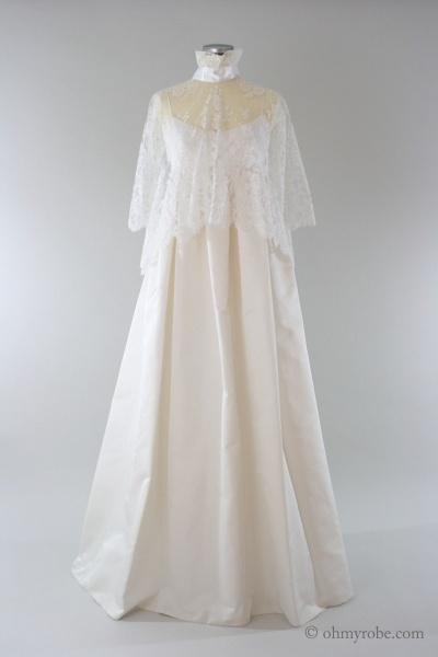 Robe de mariée Galilée - Collection permanente Delphine Manivet