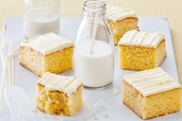 BUTTER CAKE WITH ORANGE ICING ~ recipe Kerrie Ray ~ pic Sam McAdam ...