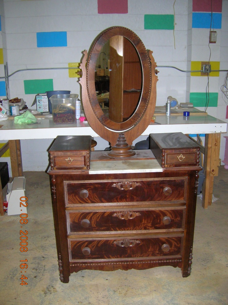 100 Year Old Dressers