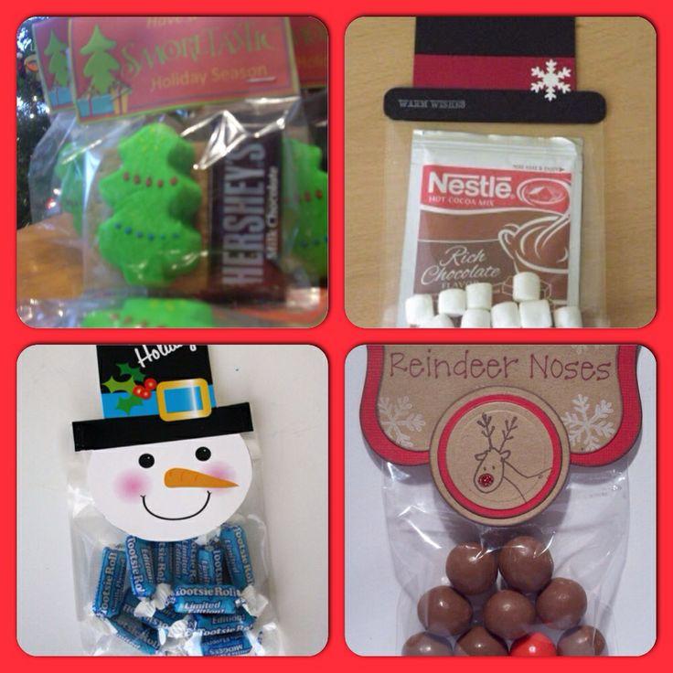 Classroom Treat Ideas ~ Classroom holiday treat ideas ho pinterest