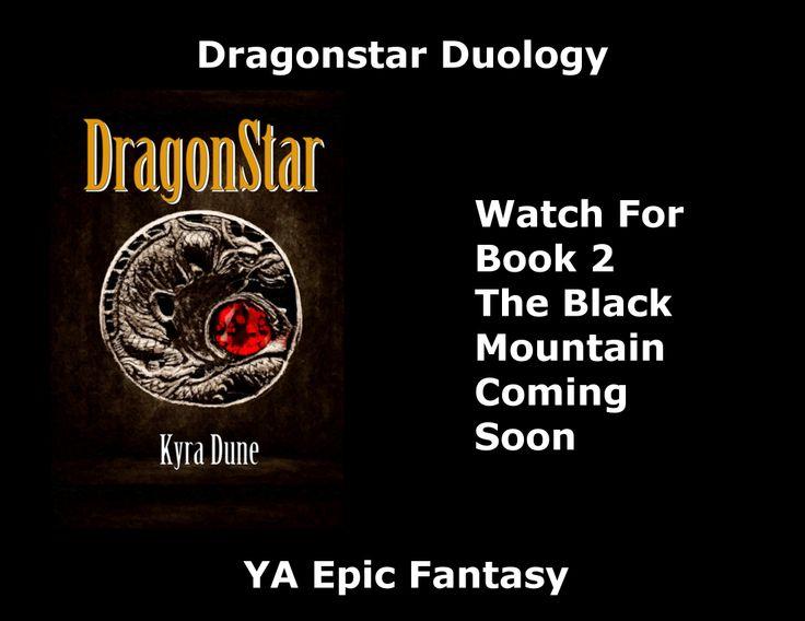 Dragonstar Duology by Kyra Dune