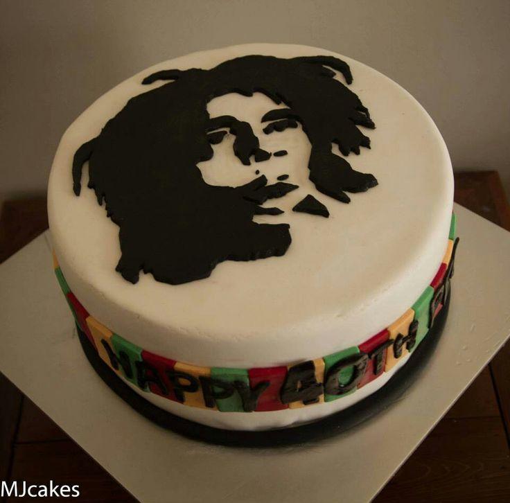 bob marley cakes