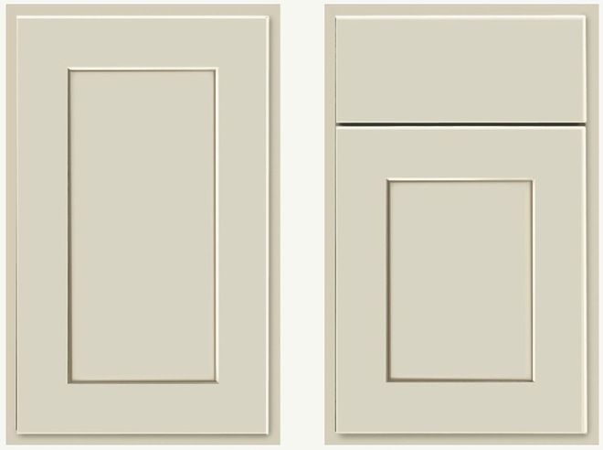 Example of shaker style cabinet doors moraga pinterest for Modern cabinet doors