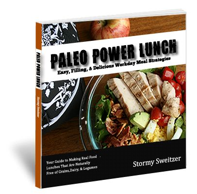 Paleo Power Lunch | Easy, Filling, & Delicious Workday Meals CB