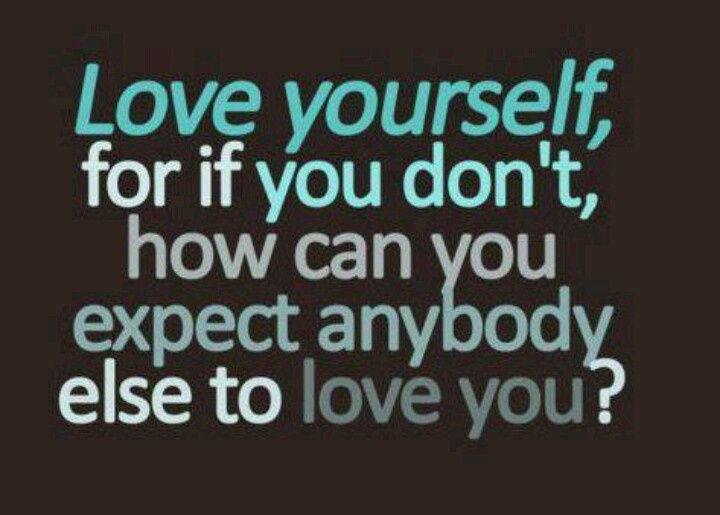 Funny Sayings About Loving Yourself : Love yourself Inspire/Quotes/Sayings/Funny Stuff Pinterest