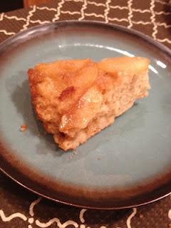 Apple Cinnamon Upside Down Cake | Sweets | Pinterest