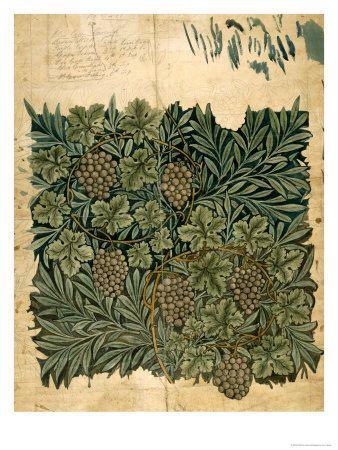 William Morris - wallpaper