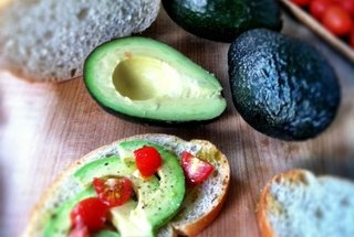 Avocado Breakfast Toast...all it requires is bread, avocado and a few ...